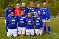Damelaget 2012