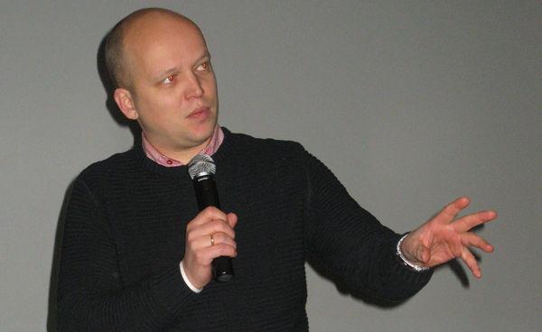 Landbruksminister Trygve Slagsvold Wedum.