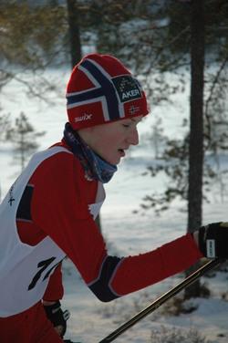 Erik Tharalsen, Byåsen il, G13