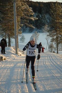 Hanne Wilberg Rofstad, Byåsen il, J13