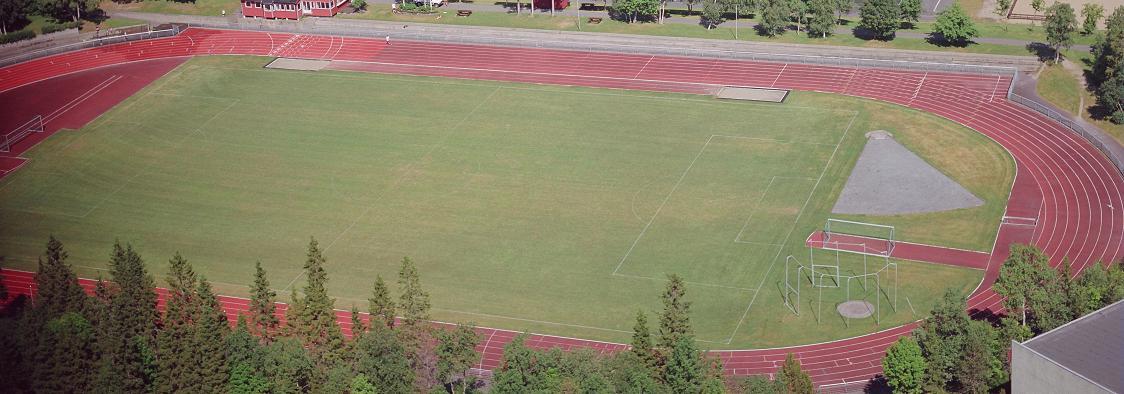 Friidrettsbanen Kippermoen idrettsanlegg