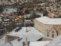 Fredriksten fortress,Halden, Norway