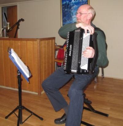Musiker Øyvind Knudsen