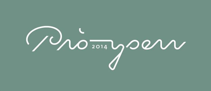 Logo for Prøysen 2014,