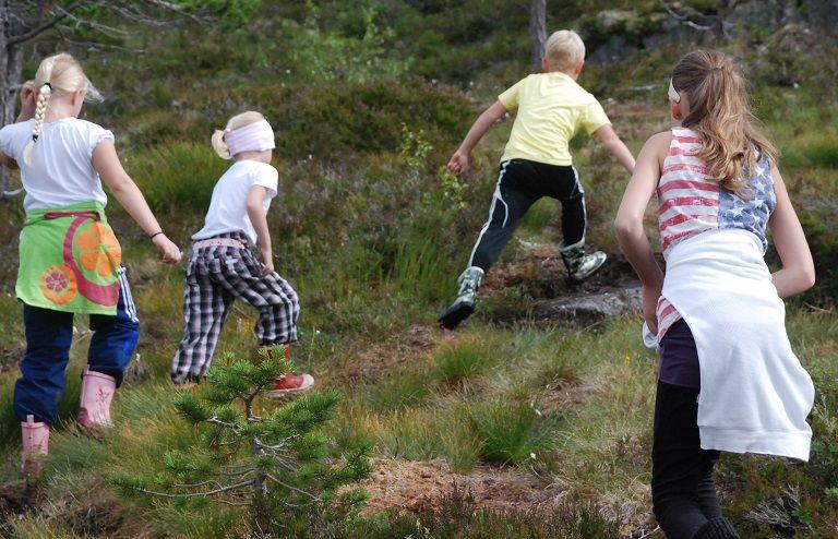Barn-norskvandrefestival