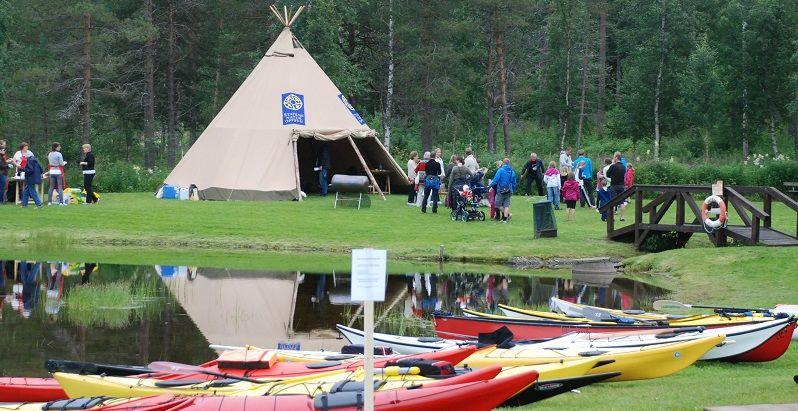 Kajakk-Norsk.Vandrefestival