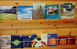 Bøker på Arran