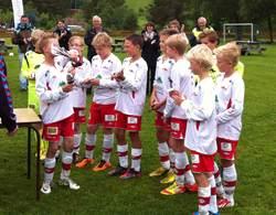 Premieutdeling og sølvpokal!