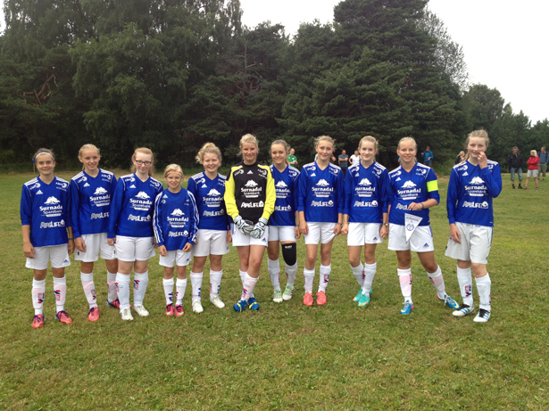 Surnadal Norway  city pictures gallery : Surnadal J14 Norway cup