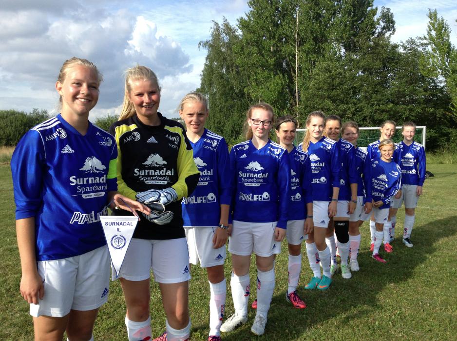 Surnadal Norway  City new picture : Resultater fra Norway Cup! Trollheimsporten