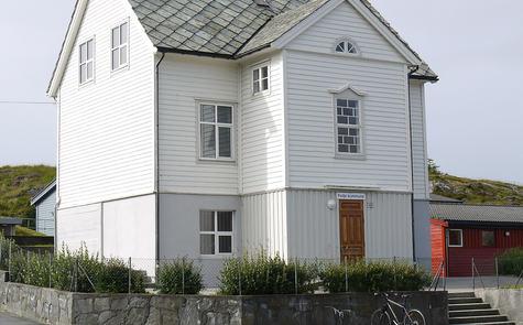 Kommunehuset på Fedje