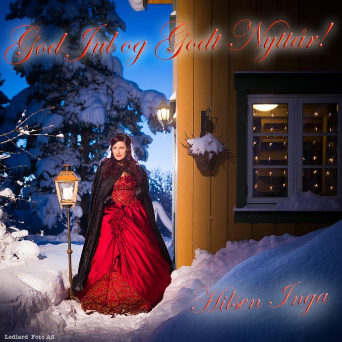 Inga jul 2013