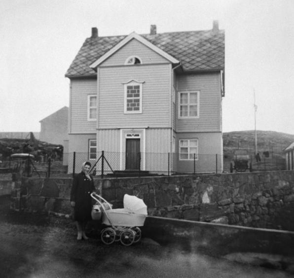 Kommunehuset i gamle dagar