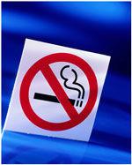 Røyking-forbudt
