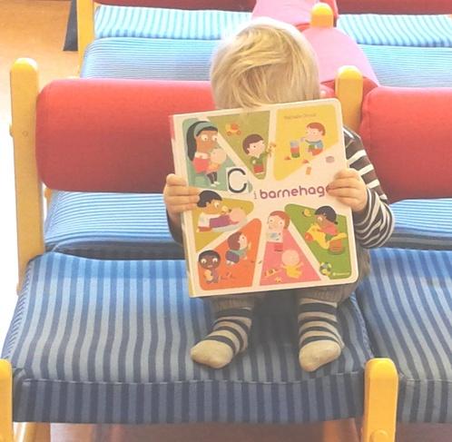 Illustrasjonsfoto barnetimer
