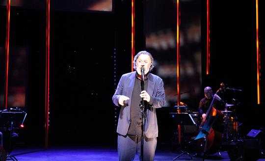 Bjørn Eidsvåg fikk æresprisen.