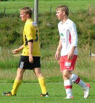 Jarl Oskar med tre fulltreffere de siste to kampene.