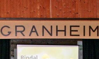 Granheim logo
