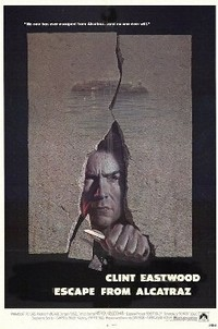Escape from Alcatraz, movie, Clint Eastwood