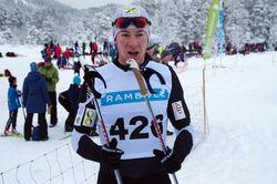 Gjermund Løfald, Rindal IL, nr 9 i klasse seniorklassen.