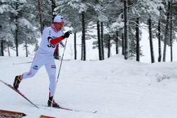 Vebjørn Trønsdal Bævre, Rindal IL, nr 22 i klasse M 19-20 år