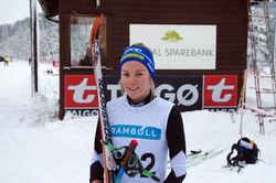 Berit Mogstad, Strindheim IL, vant senior damer og ble nr to totalt i dameklassen.