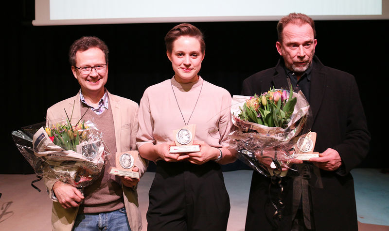 Vinnerne av Prøysenprisene.
