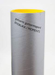 Guttorm Guttormsgaard. Øyeblikk / Moments