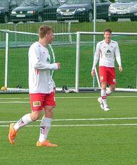 Jarl Oskar Mykkelgård og Roy Bolme sto for scoringene