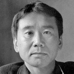 Haruki Murakami. Foto Marion Ettlinger