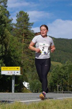 Beste dame, Inger Elisabeth Grønningen fra Lensvik IL