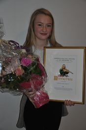 Minnepris 2015 Kårhild