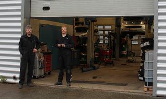 Storholt Bil og service okt 2015