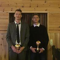 Årets toppscorer og årets spiller 2015: Roy og Stein Gunnar