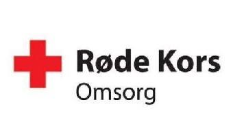Røde Kors Omsorg logo