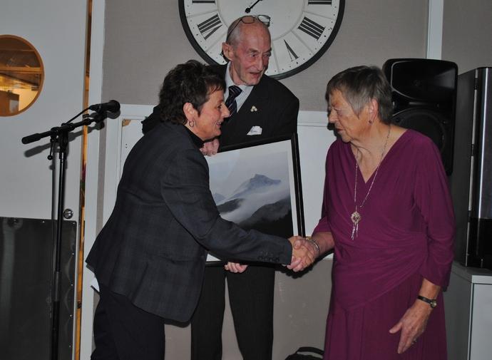 Eldrearbeidsprisen 2015 Martinus og Grete Torvik