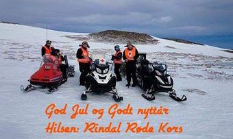 Rindal Røde Kors jul