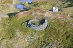 Tysk vaktbu fra andre verdenskrig, Kjerringvatn, Sørfjordfjellet
