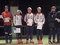 G13-14 lag 2: Mali, Jøran og Edvin