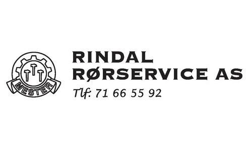 Rindal Rørservice logo