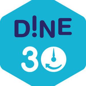 Dine-30-logo