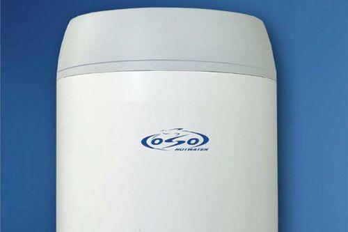 bilde av varmtvannsbereder fra Oso