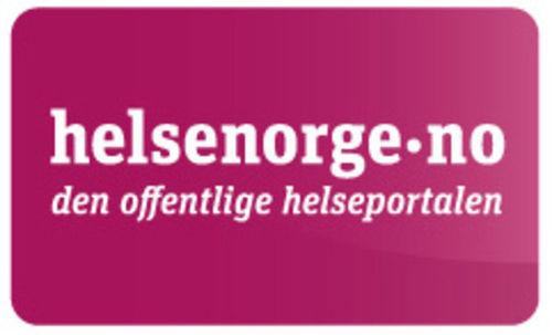 logo for helsenorge.no