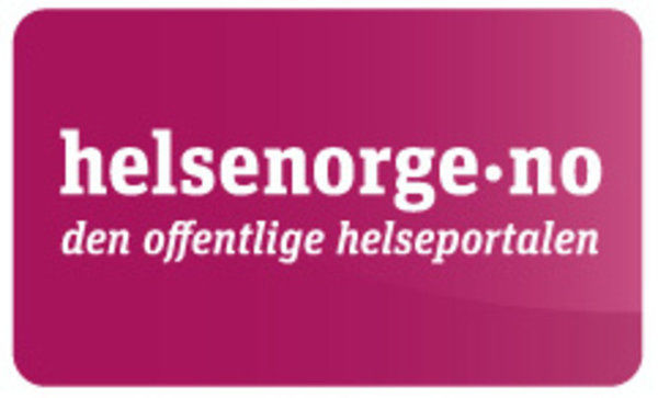 logo for helsenorge.no