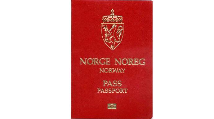 gyldighet pass