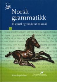 Cover til Norsk grammatikk