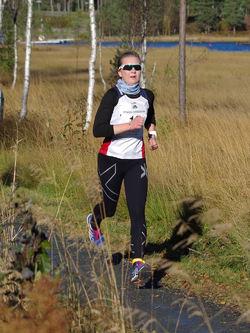 Startnr 13 Alise Einmo, Rindal IL (K Junior)