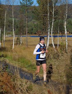 Startnr 25 Berit Vestmo, Namdal Løpeklubb (KV 50-54)