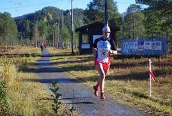 Startnr 70 Ida Mogstad, Rindal IL (kvinner senior)