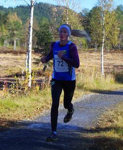 Startnr 72 Lena Selen, Strindheim IL (kvinner senior)